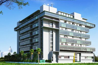 Rescue My Business Office Building In Indore from Outside